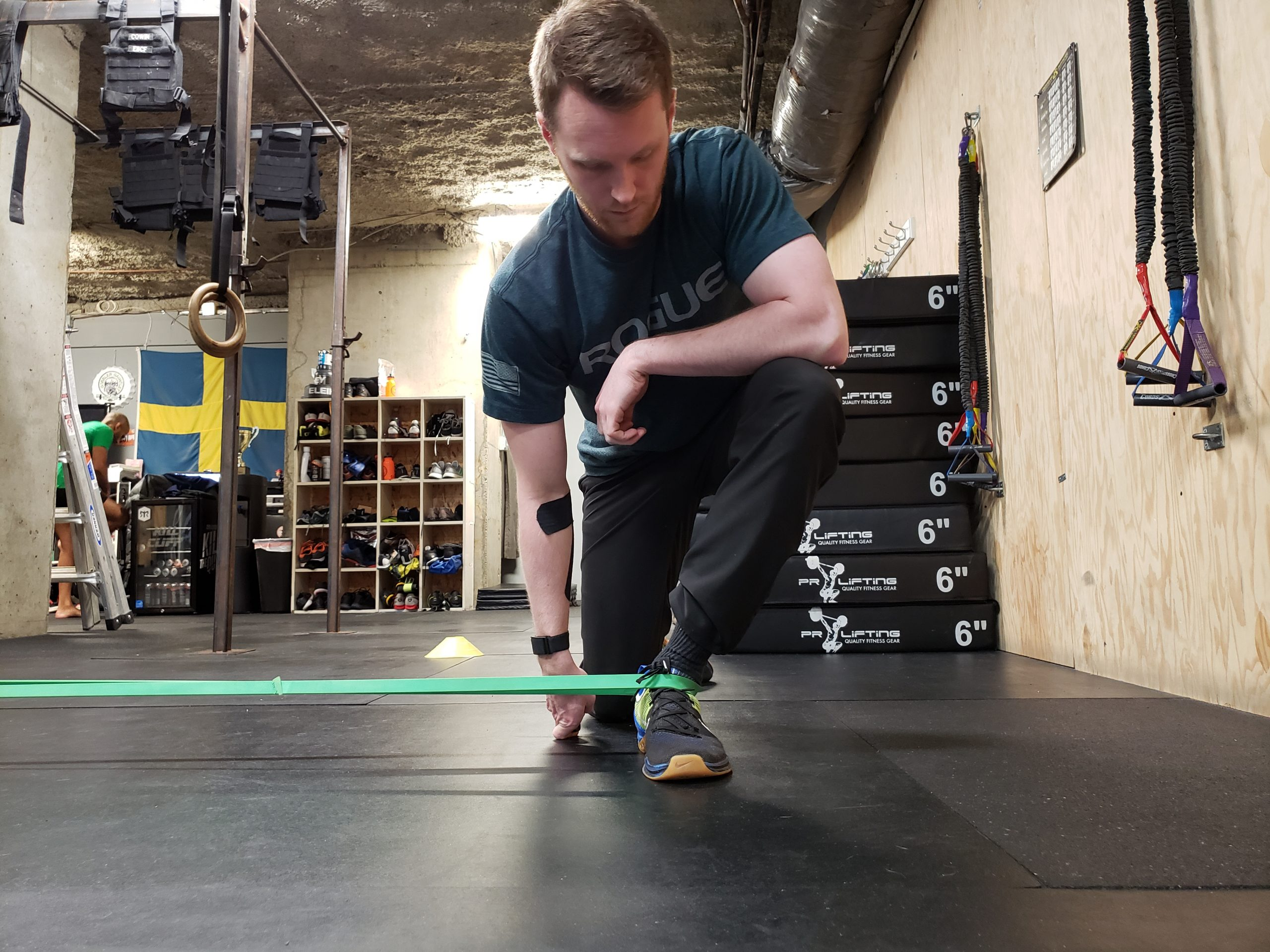 Exercises for ankle mobility… What works best?